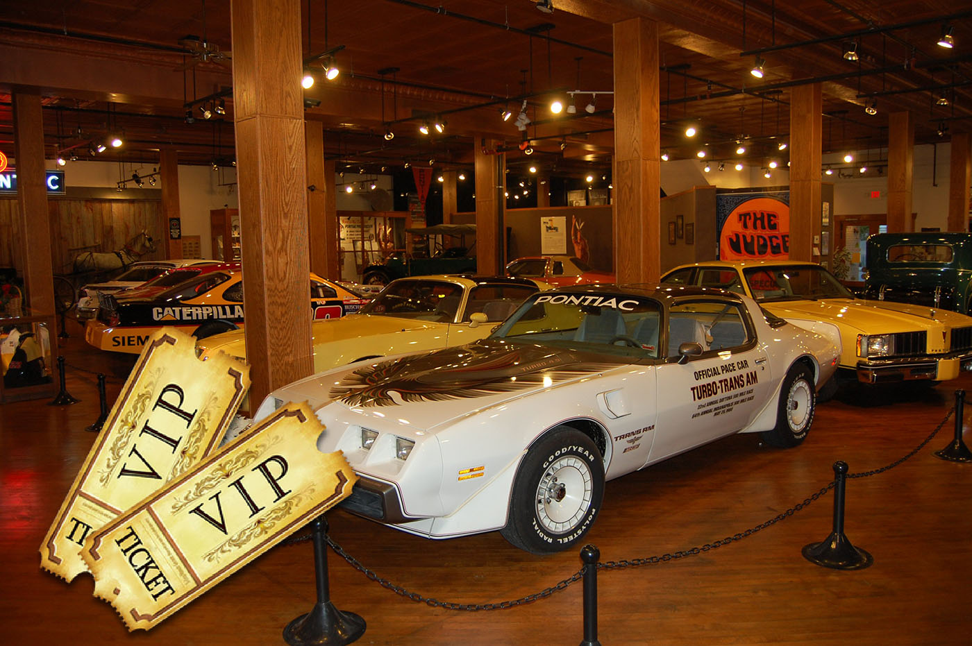 Fiero 35th Anniversary VIP Treatment