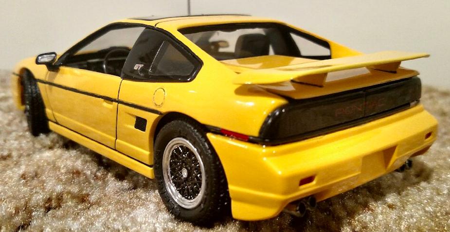 Fiero 35th – Model Car Concours