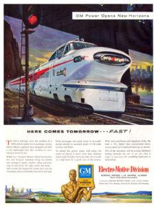 GM Aero Rail