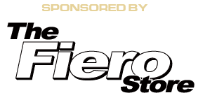 Sponsored By The Fiero Store